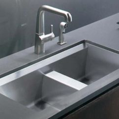 Amazon Kitchen Sinks Undermount Cabinets And Countertops Kohler | 8 Degree 800mm 1 ...