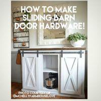 25+ best ideas about Barn door hardware on Pinterest ...