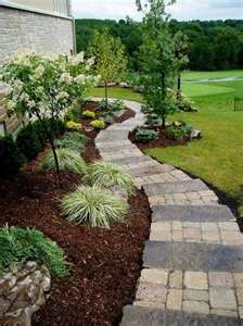 631 Best Images About Garden Paths On Pinterest Stone Walkways