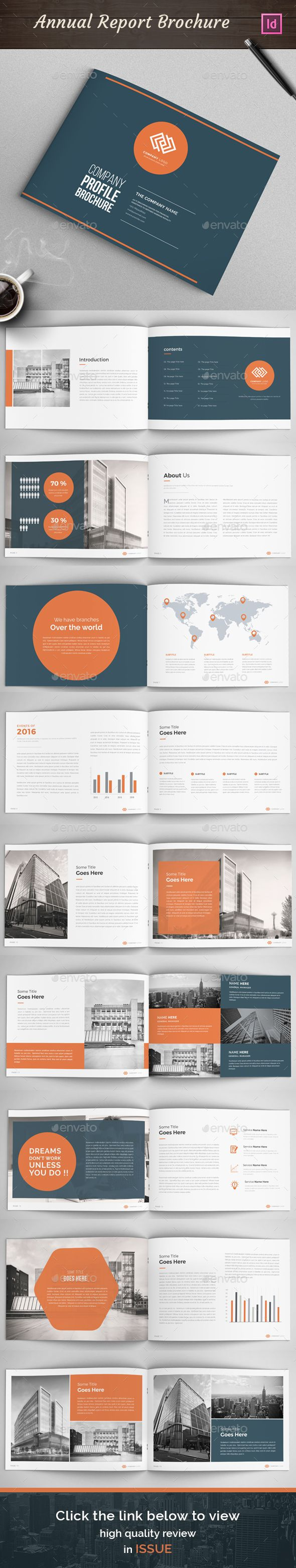 Business Profile Example FREE DOWNLOAD