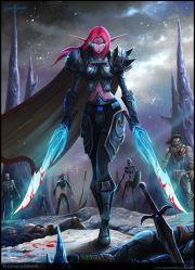 word of warcraft - night elf