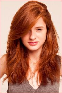 natural red hair color chart - Google Search | Hair ...