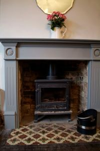 25+ best ideas about Grey Fireplace on Pinterest ...