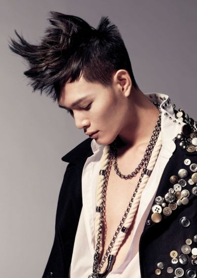 32 best images about Asian Men Hairstyles on Pinterest  Style for men Bangs and Trendy hairstyles