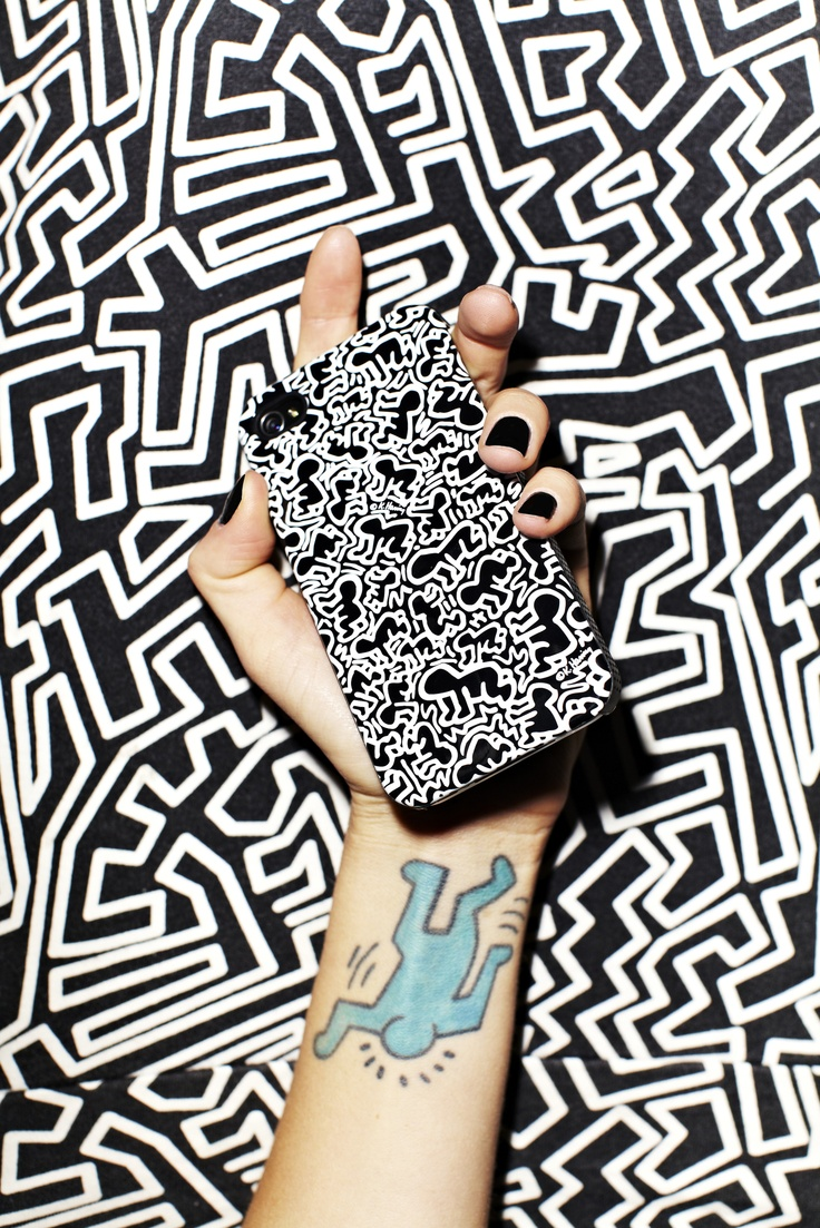 Keith Haring Iphone Wallpaper Keith Haring Keith Haring Pinterest