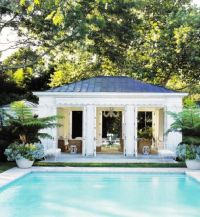 Small 10X20 Pool House Plans | Swimmingly beautiful pool ...