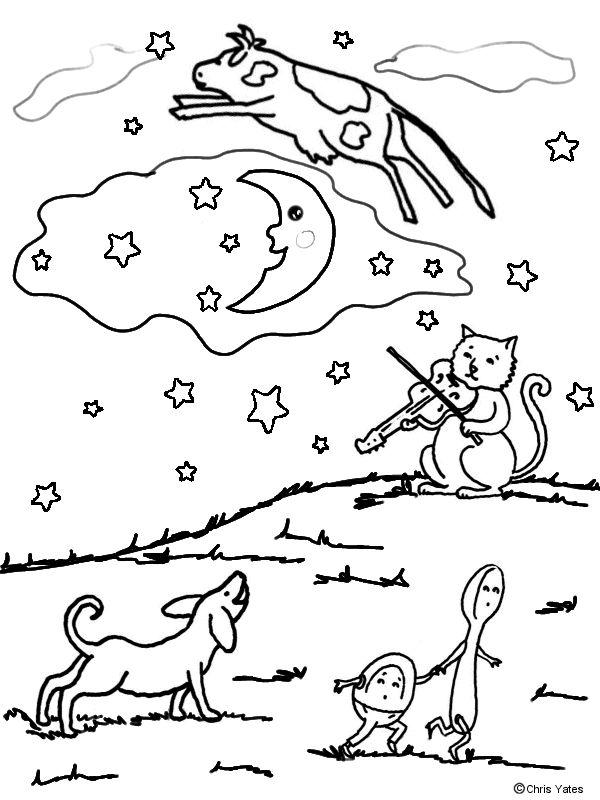 Looloo Kids Nursery Rhymes Cat