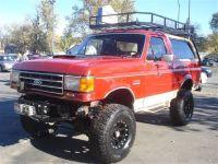 1990 Ford Bronco Custom Roof Rack | PURE BS ( Bronco Stuff ...