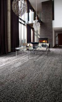 Nickel installation   Interface modular carpets ...