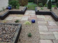 images of gravel paving garden patio designs uk wallpaper ...
