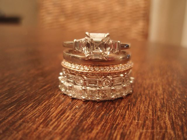 Thanks Everyone My Larger Daniel K Asscher Eternity Band