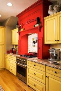 1000+ ideas about Red Kitchen Accents on Pinterest | Red ...