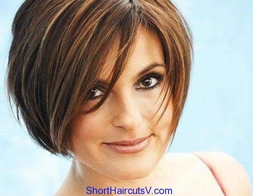 Mariska_Hargitay_Bob_Hairstylesjpg 518403  Hair  Pinterest  Shoulder length hairstyles