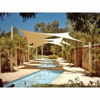Sun Shade Sail For Patio Pool Hot Tub Awning Deck Party 11 ...