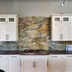 Pulldown Kitchen Faucet Buffet For Sale Marmol Export Usa - White Fusion Granite ...