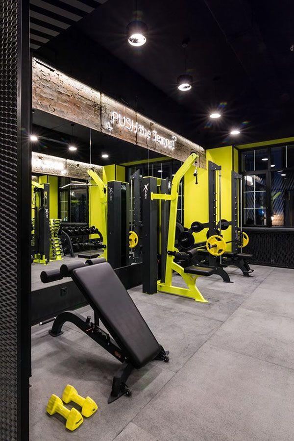 25 best Gym Interior ideas on Pinterest  Gym design