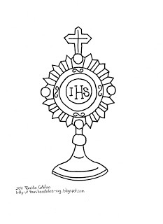 8 best images about Catholic colouring pages on Pinterest