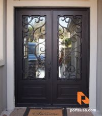Best 25+ Iron doors ideas on Pinterest | Iron front door ...