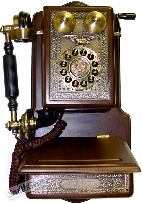 Simple Automatic Ringer Control For Antique Magneto Wall Telephones