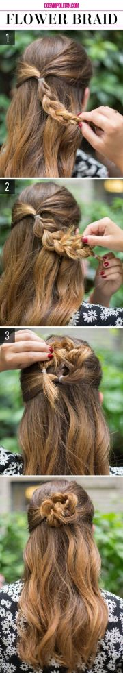 super easy hairstyles 2017