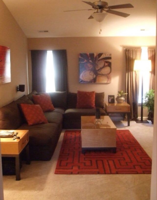 living room decorating ideas beige couch design with dark grey decor | house .. pinterest window ...