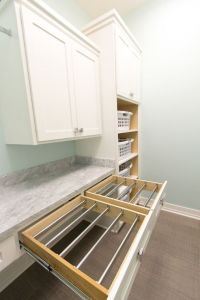 25+ best ideas about Laundry basket shelves on Pinterest ...