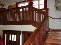 Craftsman Stair Railings | Red Oak Craftsman Style ...