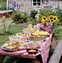 barbecue party decorations ideas | Backyard BBQ | Outdoor ...