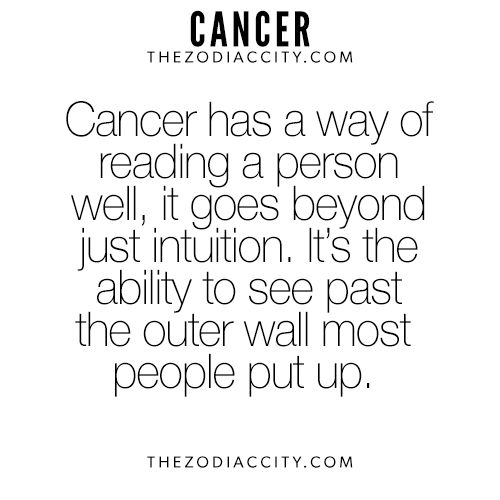 25+ best ideas about Cancer zodiac facts on Pinterest