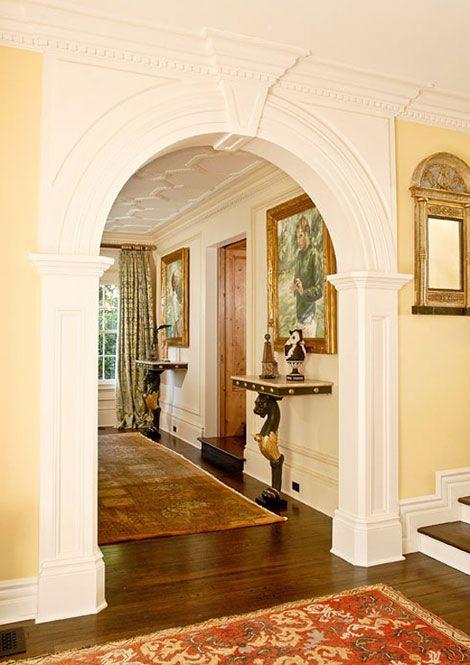 25 best ideas about Arch Doorway on Pinterest  Archways