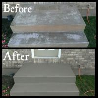 25+ best ideas about Painted concrete steps on Pinterest ...