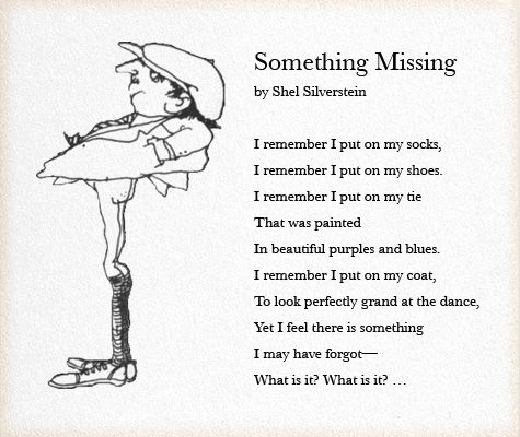 1000+ images about Poems by Shel Silverstein on Pinterest