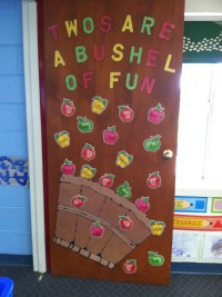 Fall Classroom Door! | ideas kinder | Pinterest ...