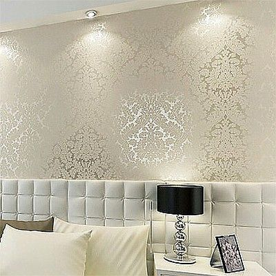 25 Best Ideas About Wallpaper Design For Bedroom On Pinterest