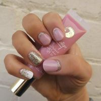 25+ best ideas about Short nails on Pinterest | Short nail ...