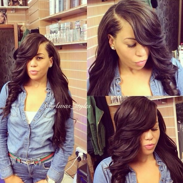 436 Best Images About Sew In Hair Ideas On Pinterest Her Hair