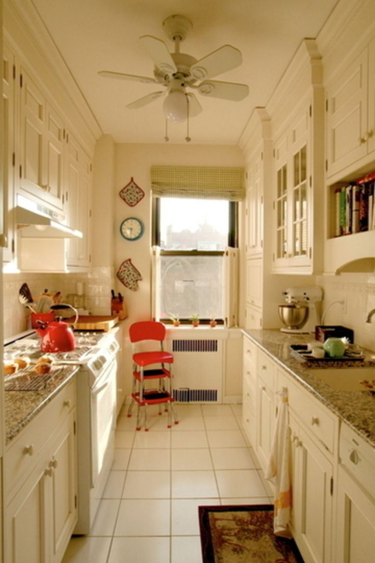 If Your Galley Kitchen Is Open On Both Ends Youll Need To