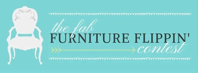 furniture flipping contest: