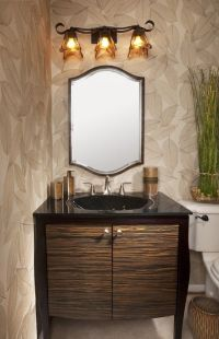 1000+ images about l POWDER ROOM l on Pinterest