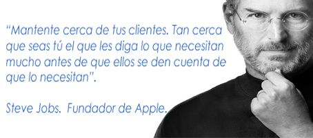 Steve Jobs Frase En Español Inspirational Marketing