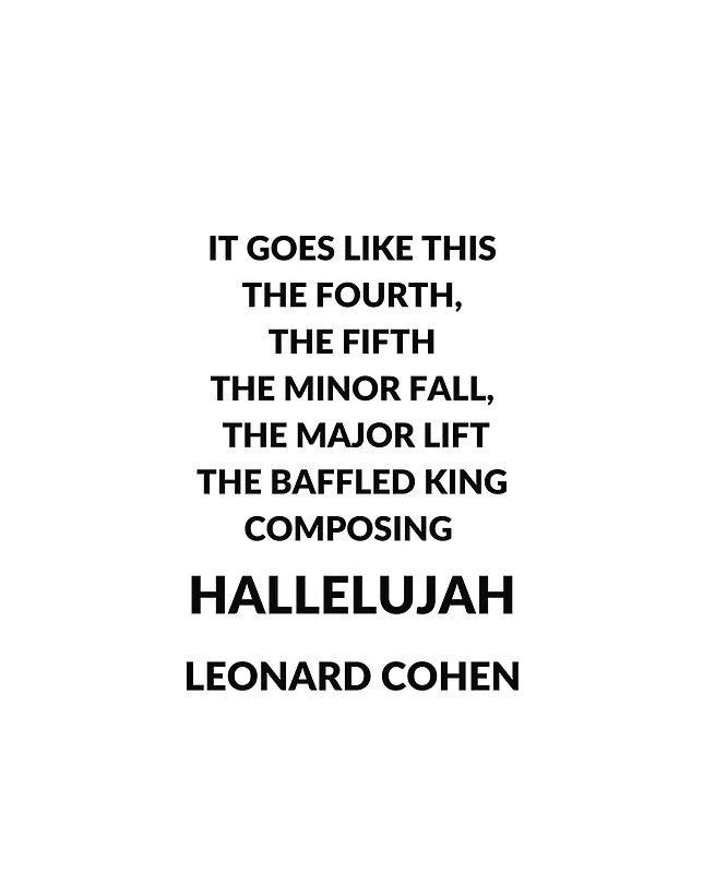 25+ best ideas about Hallelujah Lyrics on Pinterest
