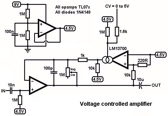cyclic timer circuit