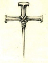 1000+ ideas about Cross Tattoos on Pinterest   Cross ...