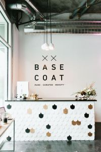 25+ best ideas about Nail salon decor on Pinterest