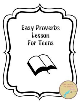 1000+ images about Middle School Bible Class on Pinterest