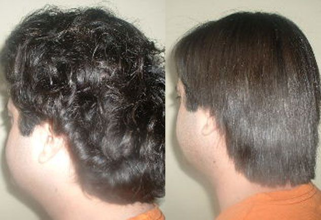 Men Hair Relaxer Before And After 25 Best Images About I