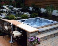 Best 25+ Outdoor hot tubs ideas on Pinterest