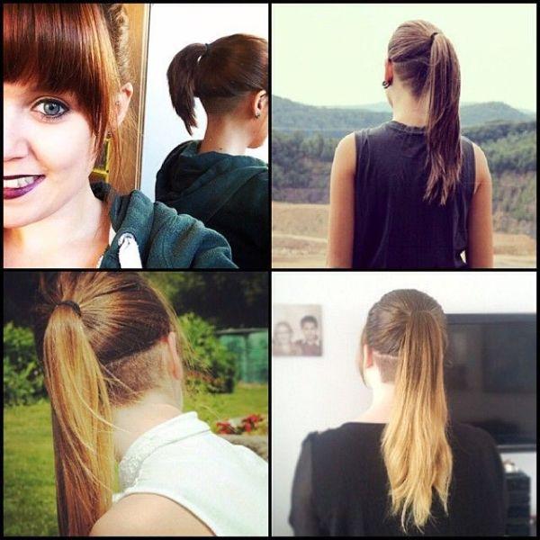 30 Undercut Medium Length Hairstyles Woman Hairstyles Ideas