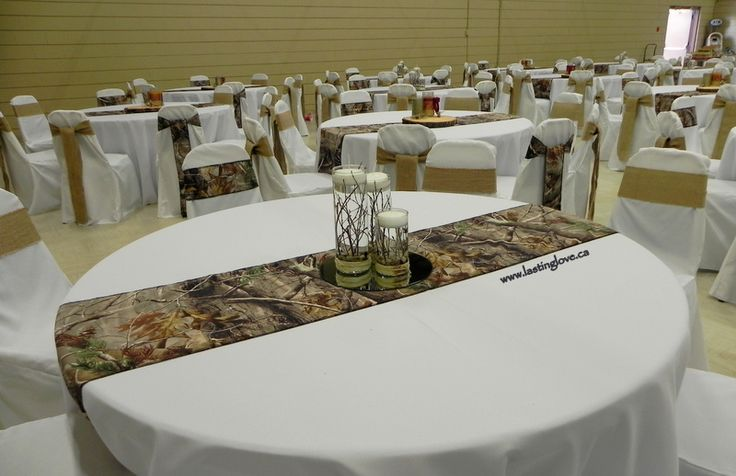 25+ Best Ideas About Camo Wedding Decorations On Pinterest