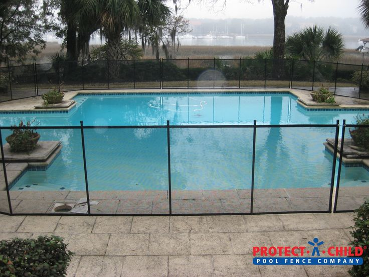 httpprotectachildcom Pool Fence or Child Safety Fence Backyard swimming pool  Pool
